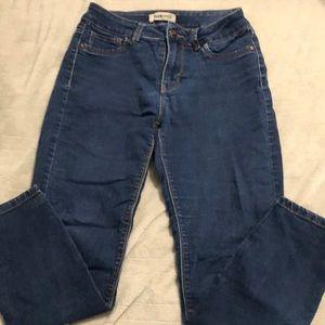 Size 7 straight leg jeans
